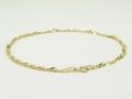 Bransoletka złota - Model  BZ02 bransoletka ze złota, bransoletka złota, bransoletka na prezent, bransoletka na rękę