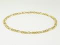 Bransoletka złota  - Model BZ35 bransoletka ze złota, bransoletka złota, bransoletka na prezent, bransoletka na rękę, figaro